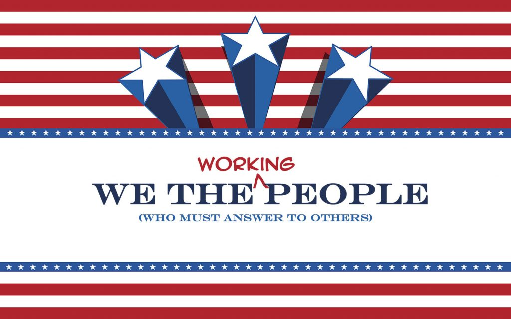 we the working people